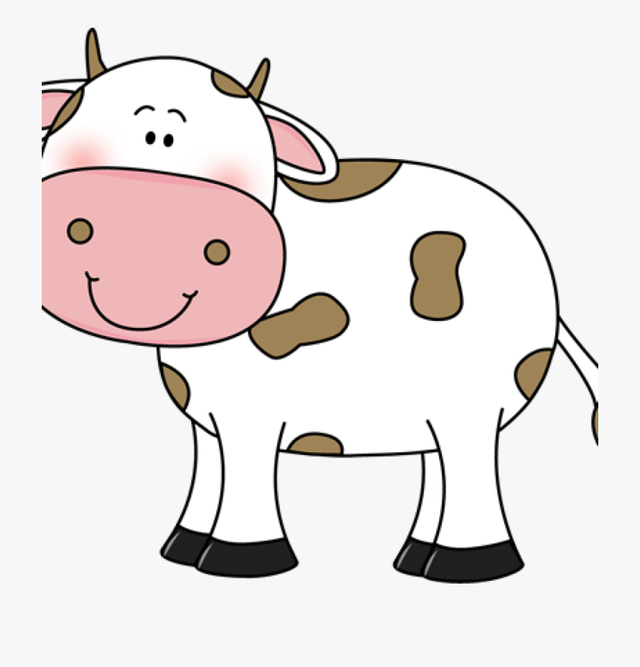 cow clipart transparent background