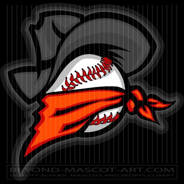 Cowboy Hat Baseball Clip Art Image