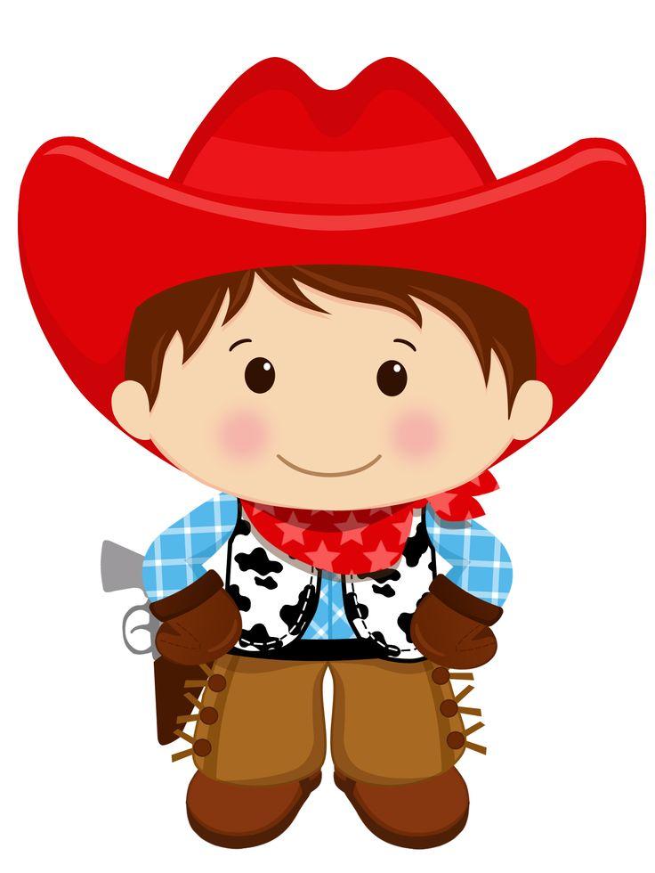 Free cartoon cowboy.