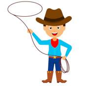 Free Cowboys Clipart