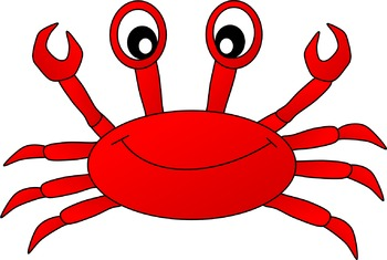 Crab clipart free download on WebStockReview