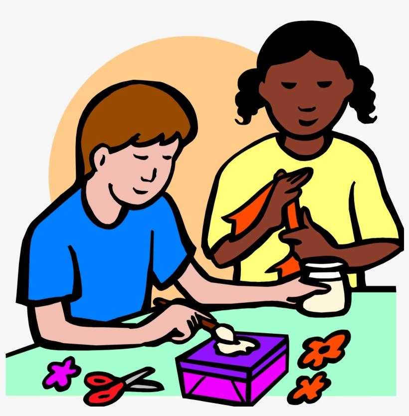 Crafts Clip Art Children Arts