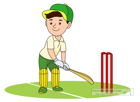 Cricket clipart more.