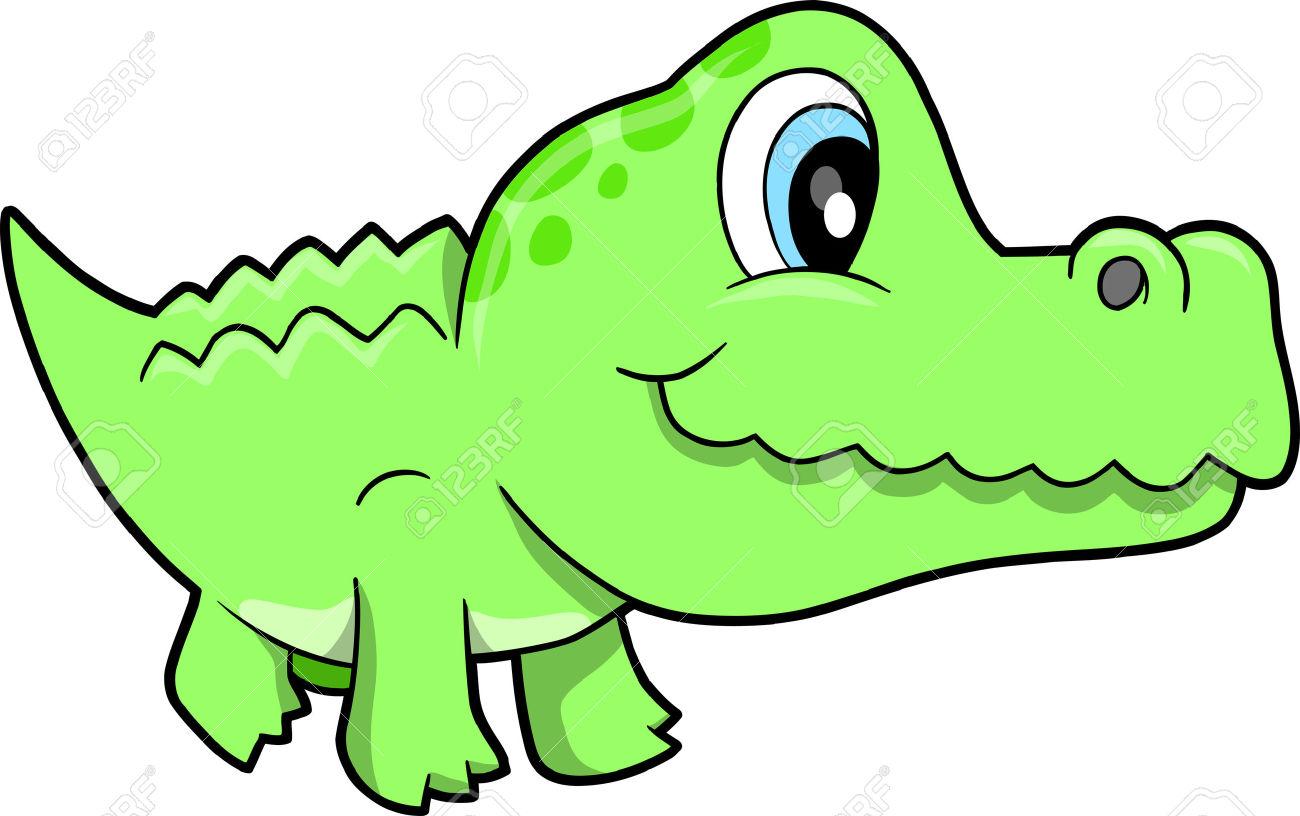 Babies clipart crocodile.
