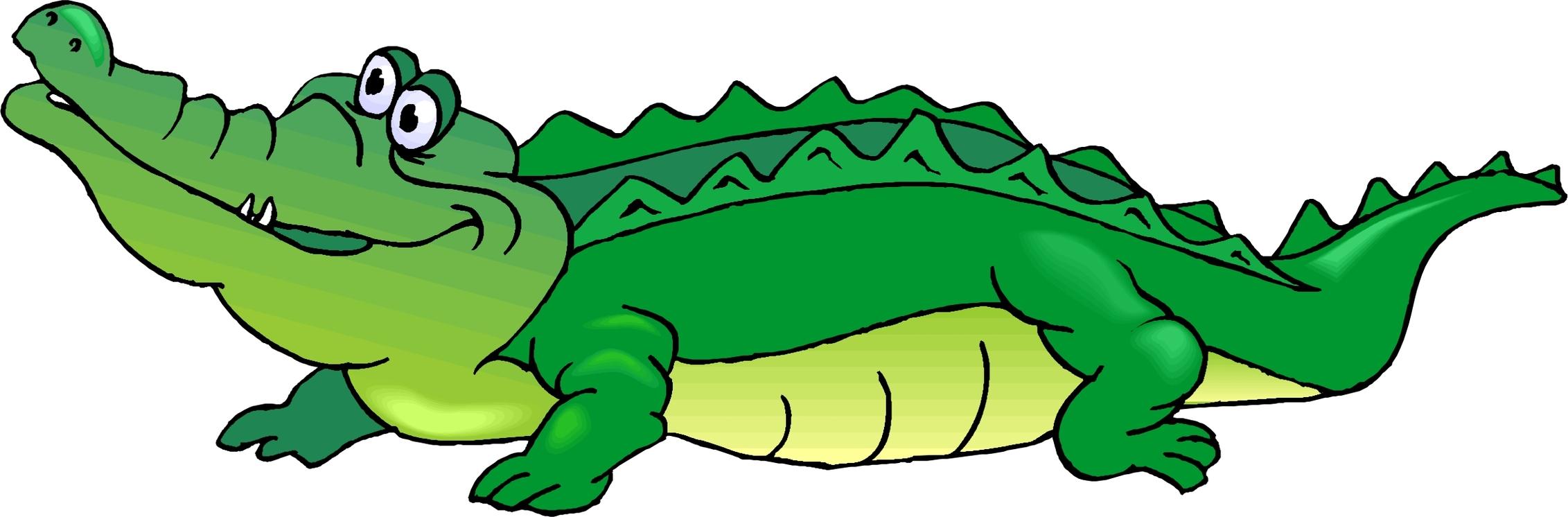 Cartoon Pictures Of Alligators