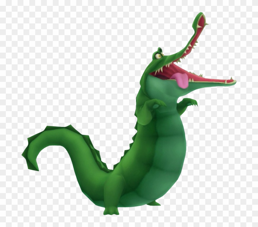 Crocodile Clipart Peter Pan Crocodile