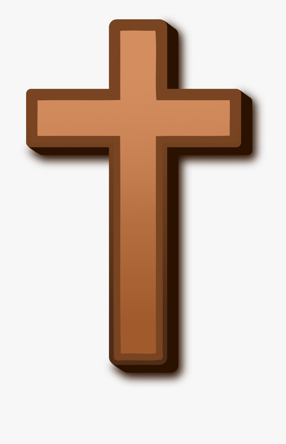 Brown cross icons.