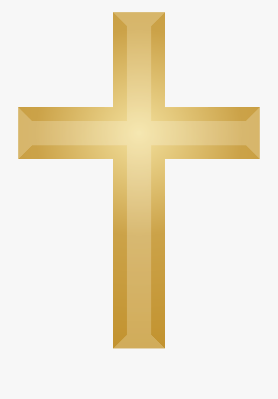 Cross png gold.