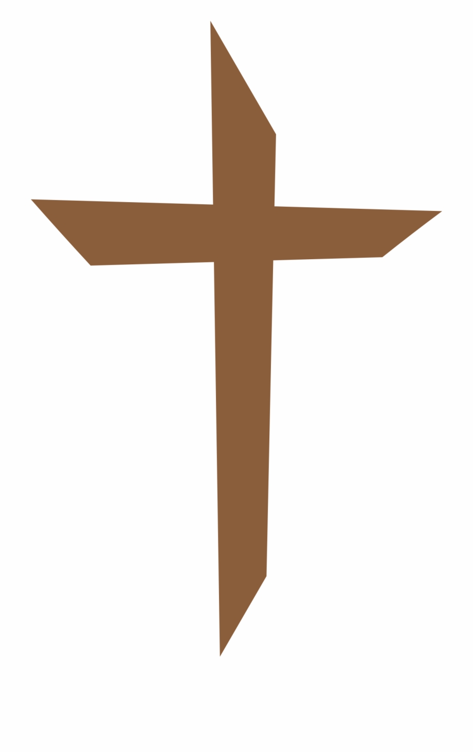 Christian vector cross.