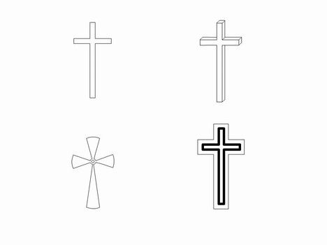 Free Thin Cross Cliparts, Download Free Clip Art, Free Clip