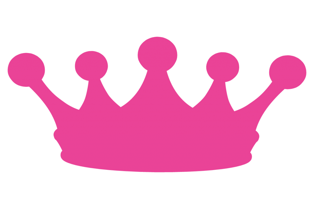 Free princess crown.