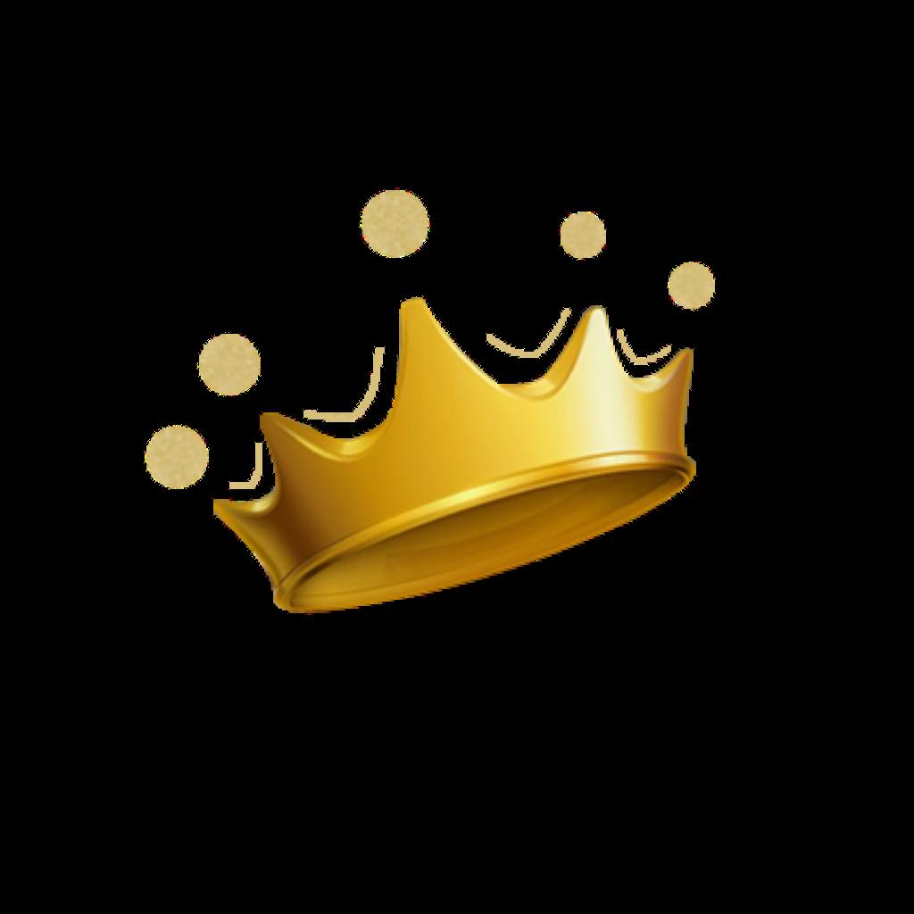 Clip art crown.