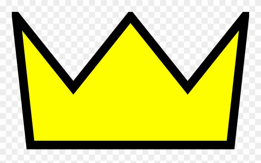 Crown golden yellow.