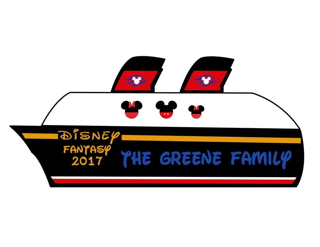 Disney cruise ship.