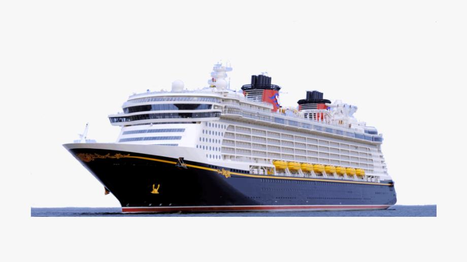 Cruise ship clip.