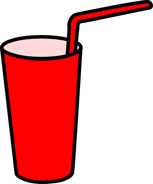 Free drink cup.