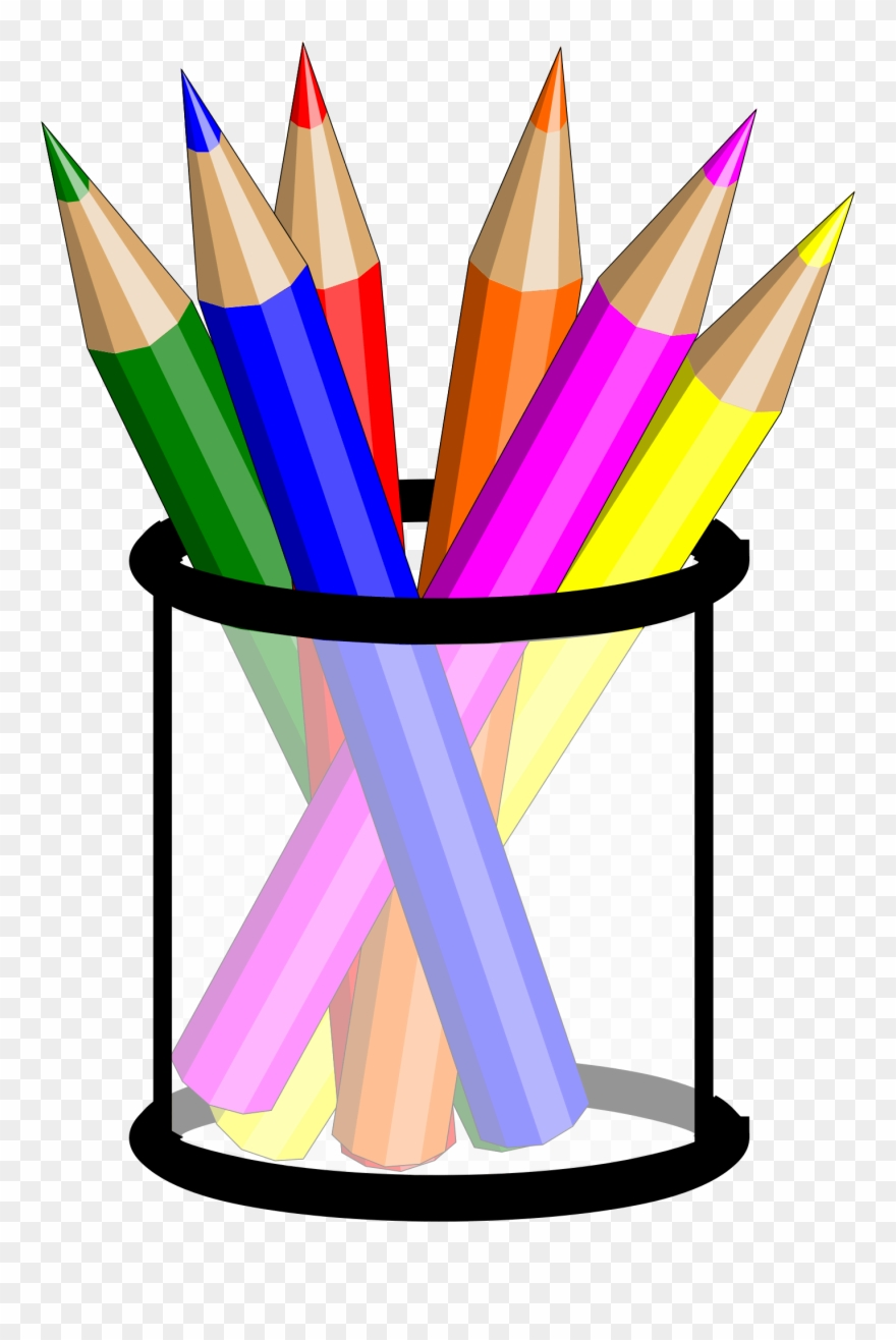 color pencil clipart art