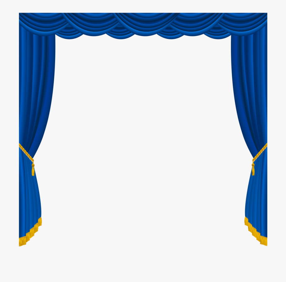 Curtain Clipart Blue Pictures On Cliparts Pub 2020