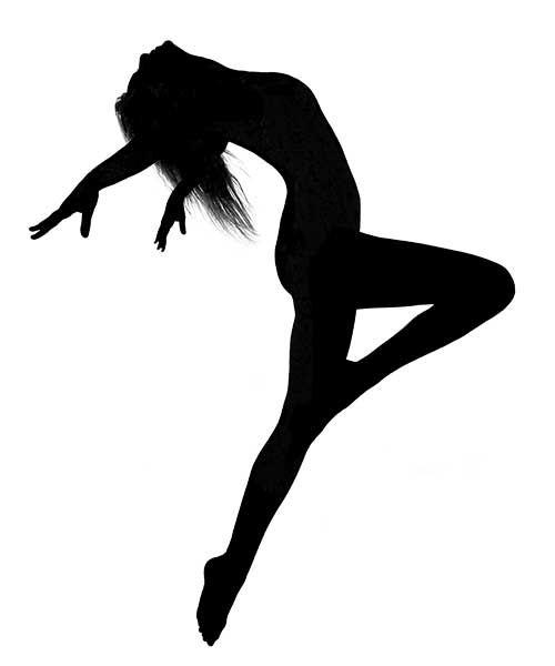 Contemporary dance design.