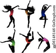 Modern dance clip.