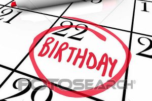 Date of birth clipart