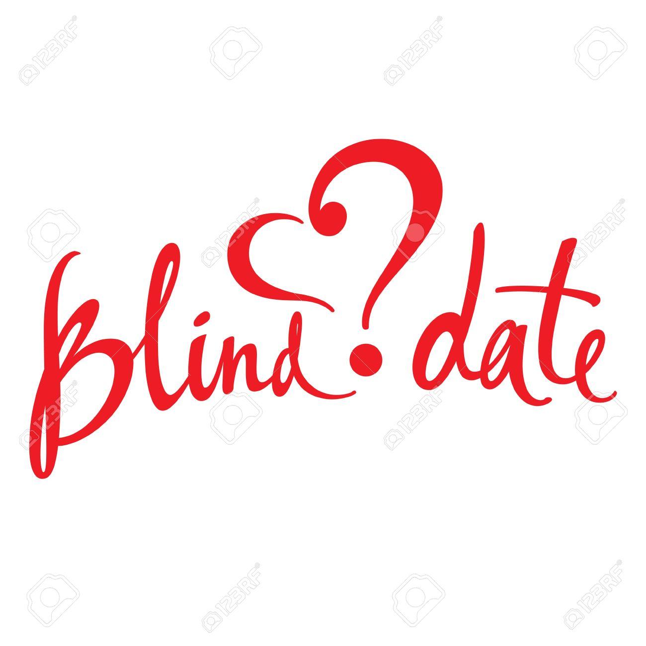 Blind date love.