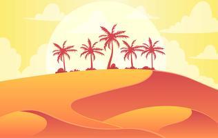 desert clipart illustration