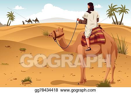 desert clipart arab