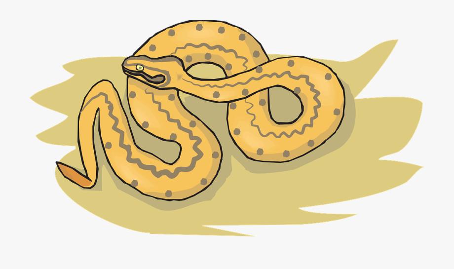 desert clipart snake