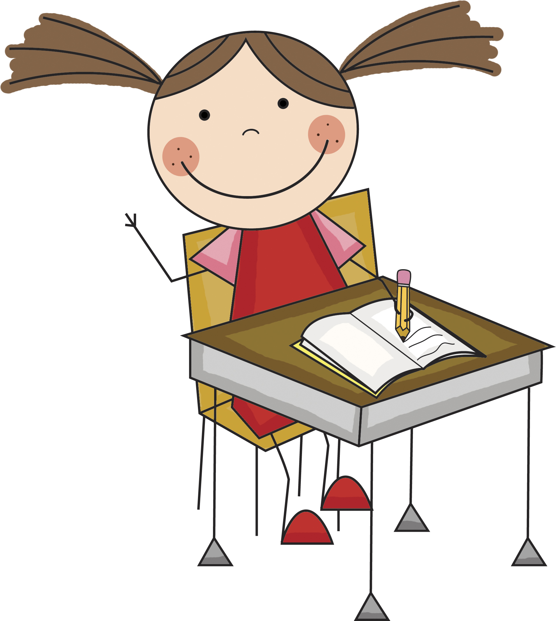 spelling clipart writing