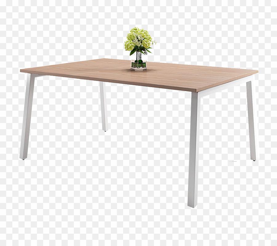 Modern Desk PNG Transparent Table Dining Room Clipart
