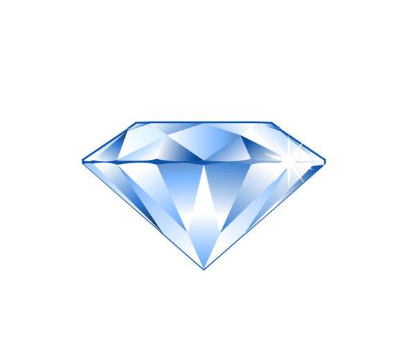 Free diamond blue.
