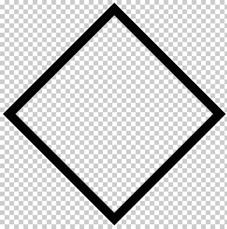 Geometric shape rhombus.