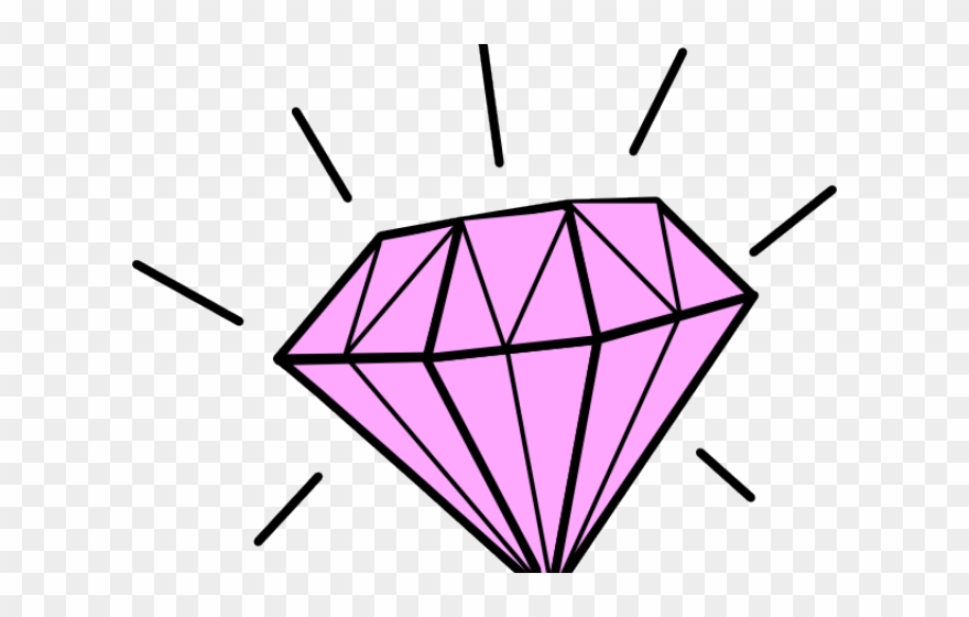 Original purple diamond.