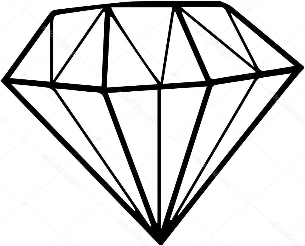 Unique black diamond.