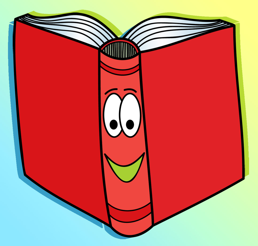 Free animated book.