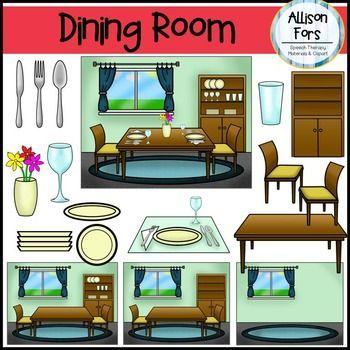 Dining room clip.