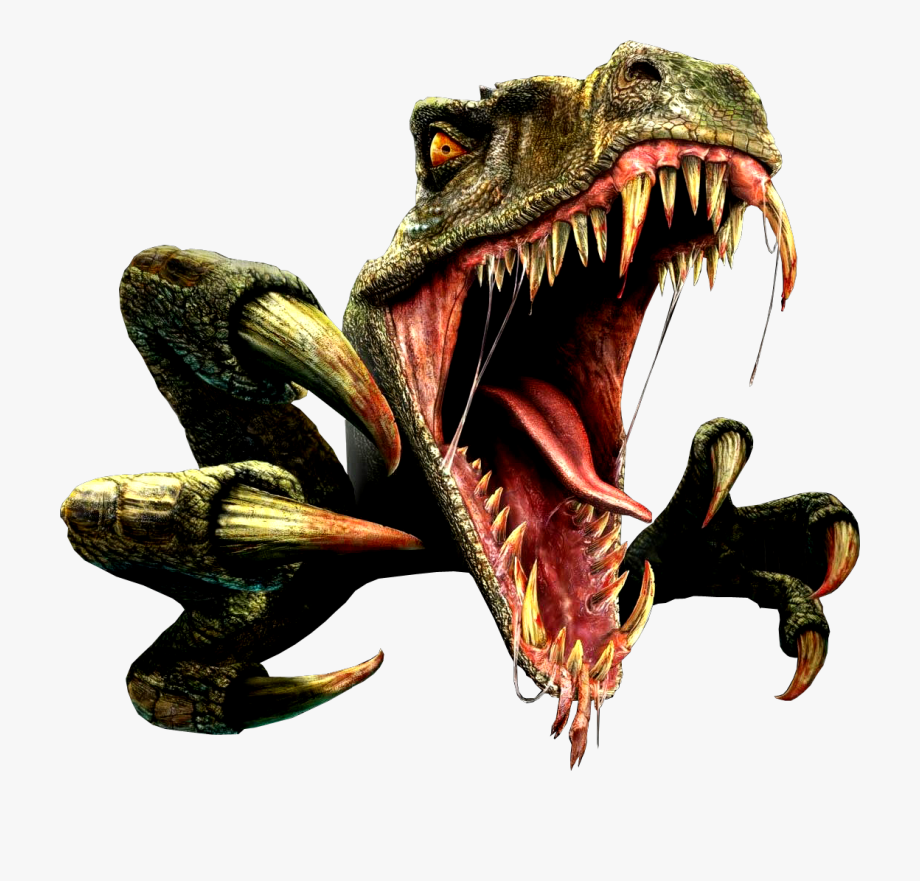 Dinosaur mouth png.