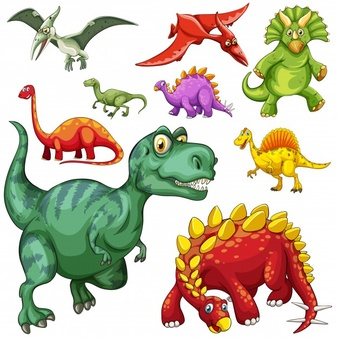 Dinosaur Vectors, Photos and PSD files