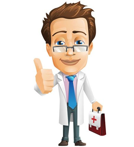 Doctor clipart male. Clip art vector graphics