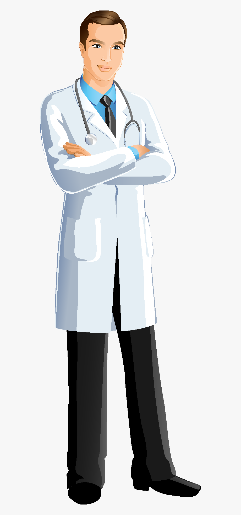 Doctor clipart male. Adult big cardiologist care