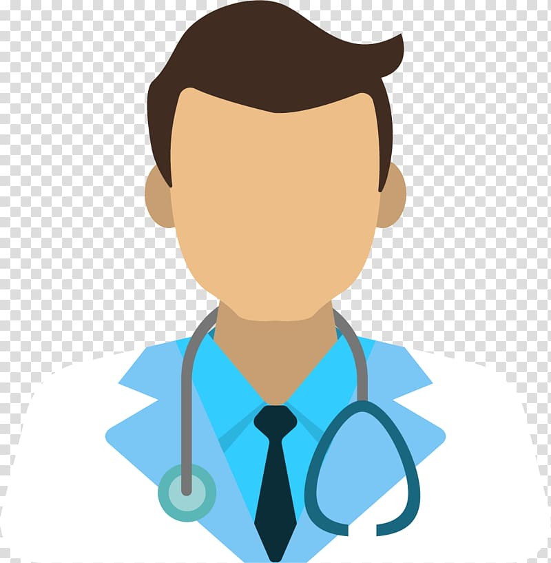 Doctor clipart male. Medicine hospital physician patient