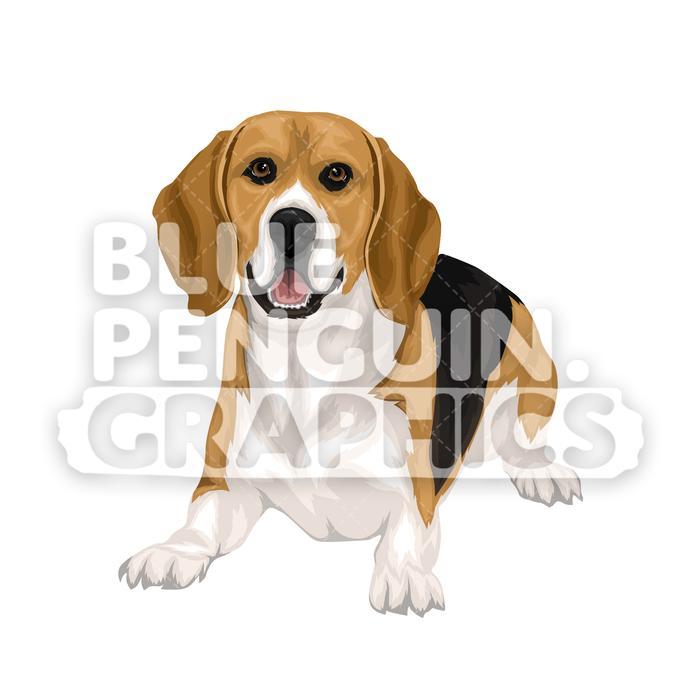 Beagle dog version.