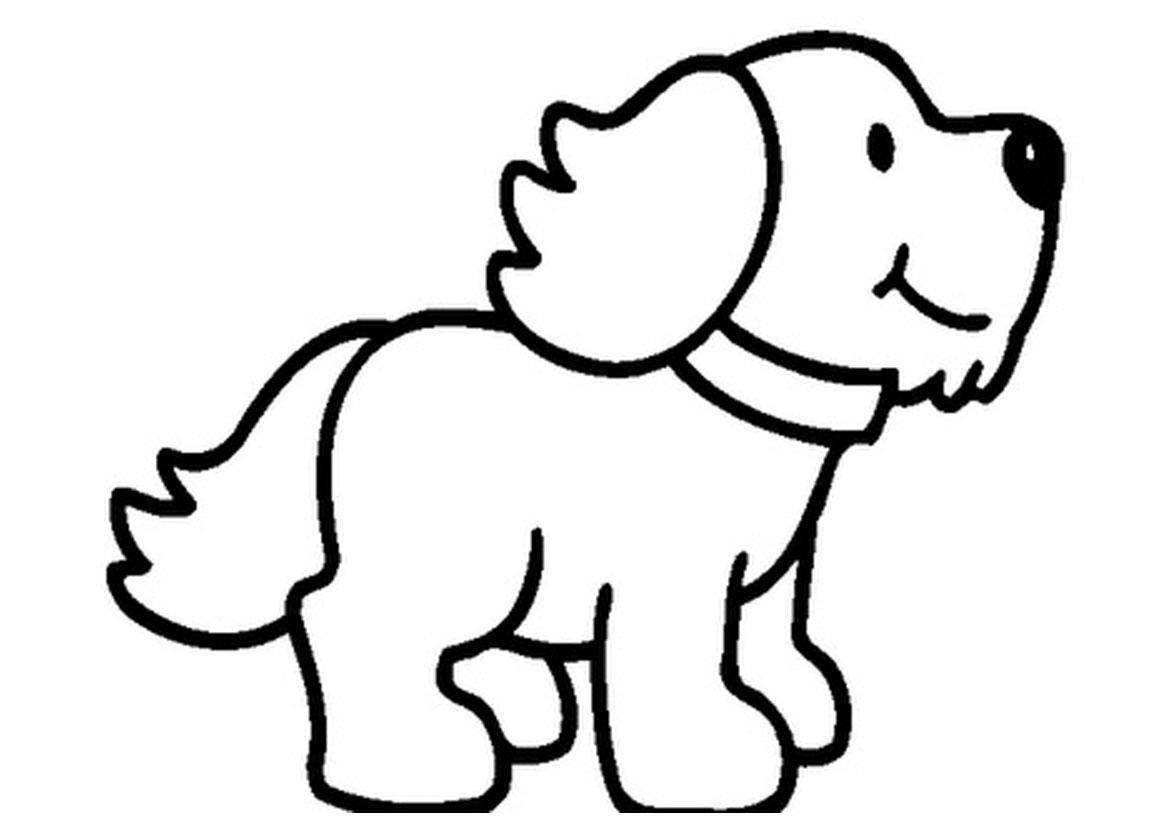 Puppy dog clipart.