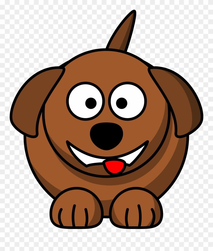 Cute Dog Clipart, Dog Cartoon Clipart, Free Dog Clipart