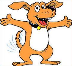 Happydogclipart06 our lifelong.