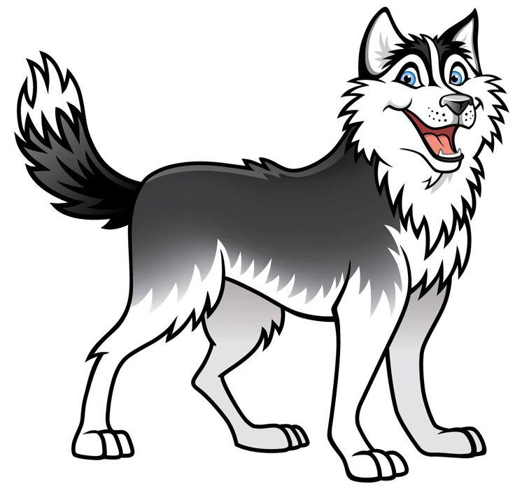 Husky dog clip art danasogbe top image