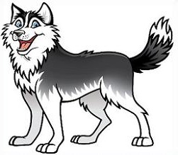 Free Husky Dog Cliparts, Download Free Clip Art, Free Clip
