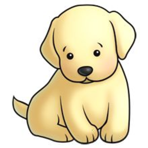 Free lab dog.