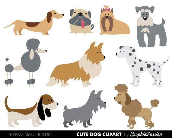 Dog Clipart Puppy Clipart cute dogs clip art puppy clipart
